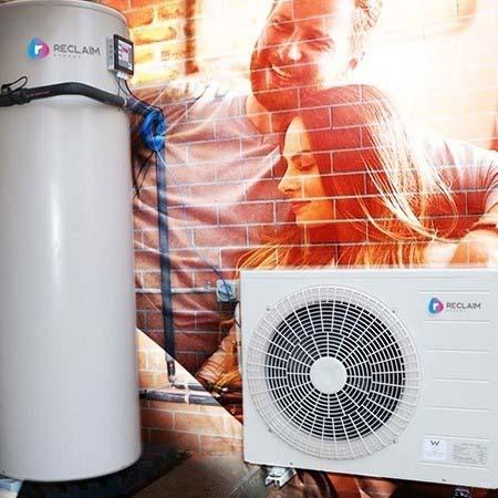Reclaim Energy CO2 Heat Pump