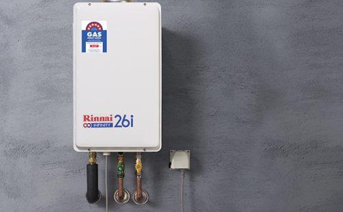 Rinnai Infinity 26 Internal - Continuous Hot Water