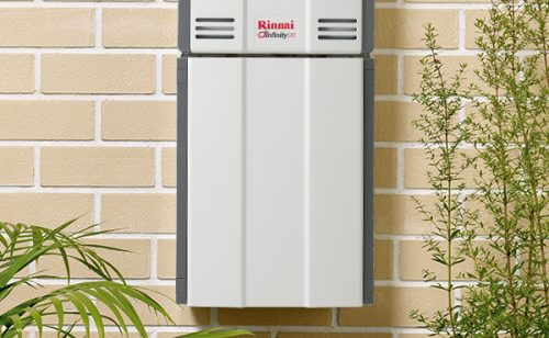 Rinnai Pipe Cover for Infinity 16, 20 & 26