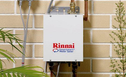 Rinnai Smartstart Water Saver