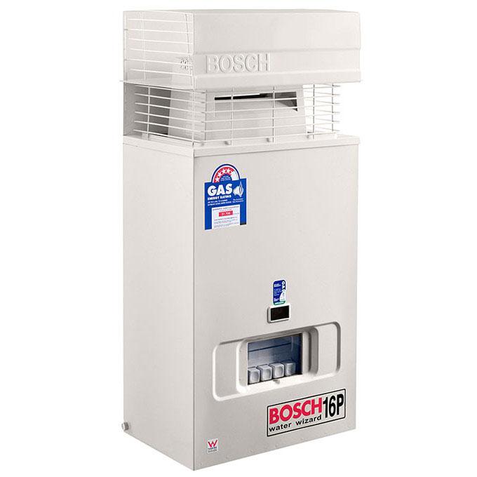 Bosch 16P Pilot Ignition Hot Water - Natural Gas