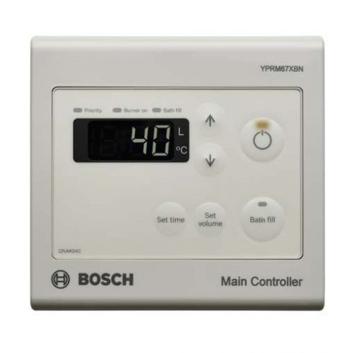 Bosch Premium Main Controller for Electronic Highflow and Condensing Models
