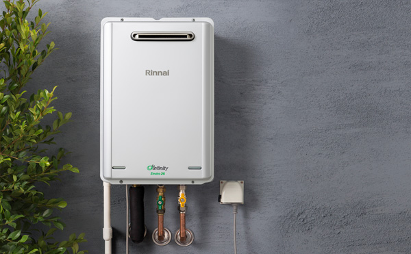 Rinnai Infinity 26 Enviro- Continuous Flow Gas Hot Water