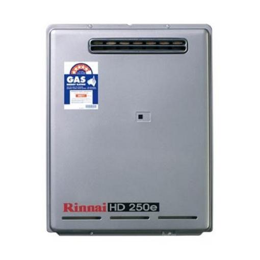 Rinnai Heavy Duty HD250 External - 50 Deg - NG