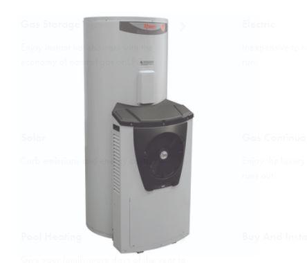 Rheem MPi-325 Series II Heat Pump