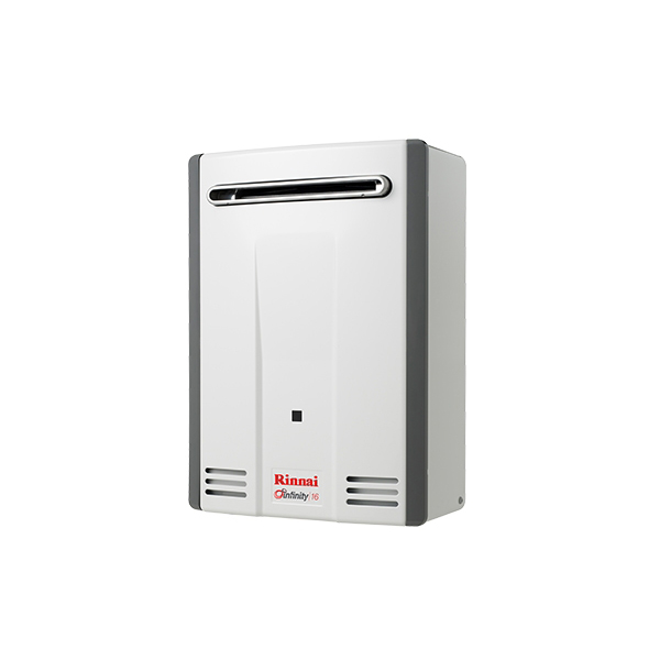 Rinnai Infinity 16 Continuous Flow Gas Hot Water System