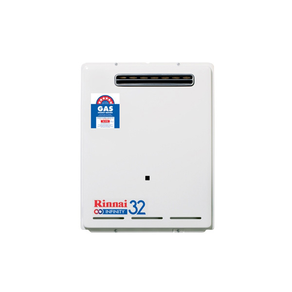 Rinnai Infinity 32 Continuous Flow Gas Hot Water System