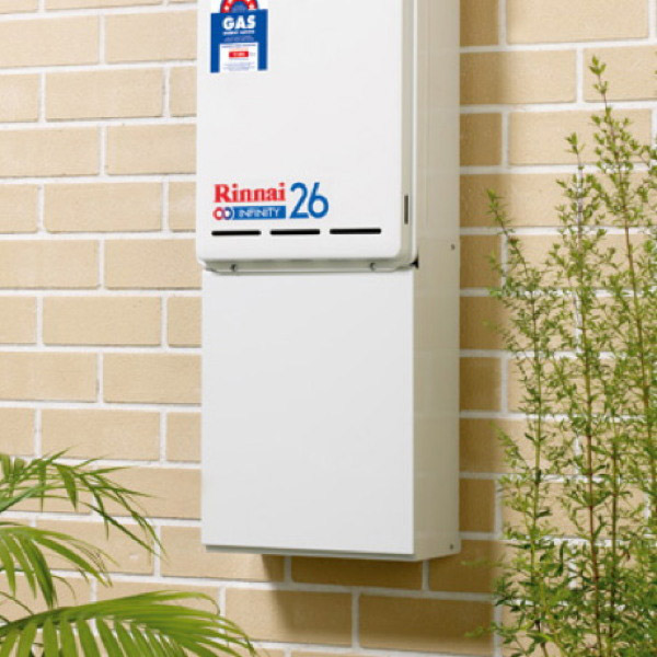 Rinnai Pipe Cover for Infinity 16, 20 & 26 Hot Water Units