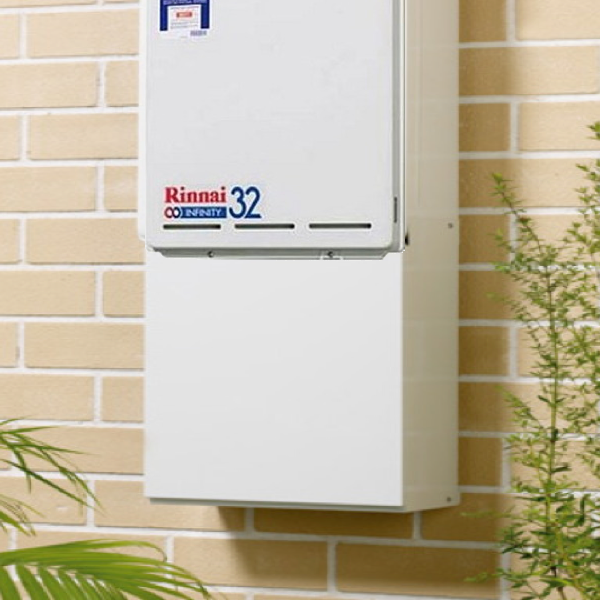 Rinnai Pipe Cover for Infinity 32 & 26 Smartstart Hot Water Systems