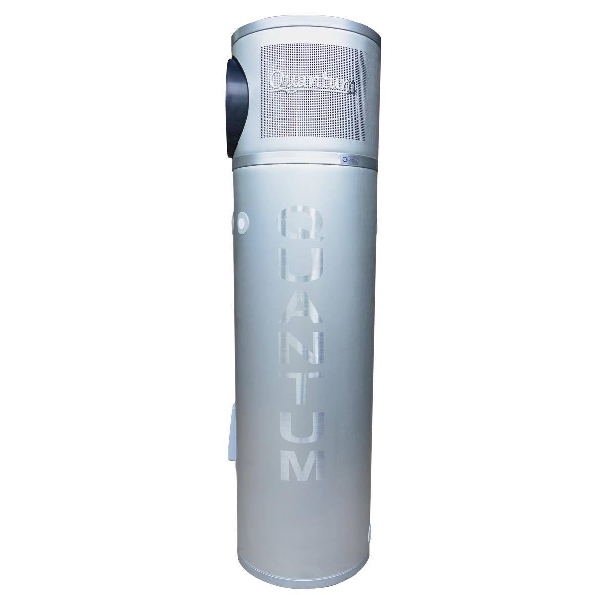 Quantum AC6 200L Compact Solar Heat Pump Water Heater