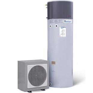 Quantum Titan 340L Split Heat Pump