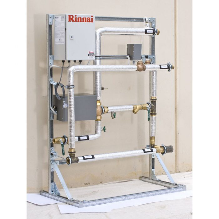Rinnai Demand Duo System