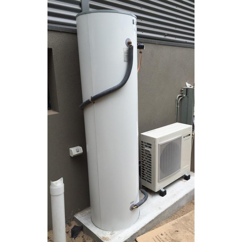 Sanden Eco® Plus Heat Pump